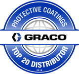 Graco Protective Coatings Top 20 Distributor